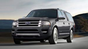 福特征服者全尺寸SUV 搭载搭3.5T发动机