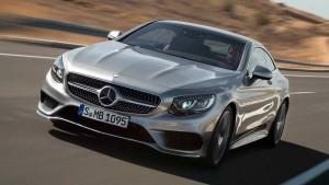 全新奔驰S级Coupe 车型设计亮点解析
