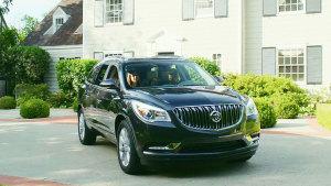 别克新昂科雷豪华中型SUV 19项设计革新