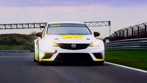 新款欧宝雅特TCR赛车 最大功率330马力
