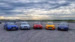 五大运动紧凑车型较量 外观性能全面PK