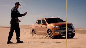 2016款福特Ranger皮卡 沙漠狂奔