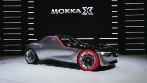 2016日内瓦车展 全新欧宝GT概念车实拍