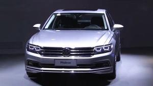 2016日内瓦车展 大众Phideon全球首发