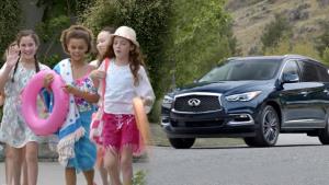 2016款英菲尼迪QX60 三排七座豪华SUV