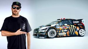 Ken Block新座驾 嘉年华ST RX43赛车