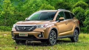 广汽传祺GS4自主SUV 搭载多项领先科技