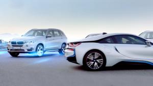 宝马i8引领多款混动车型 降低油耗量
