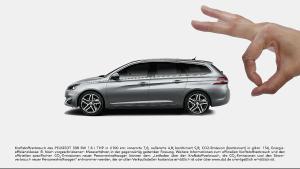 2016北京车展 新款标致308将正式发布