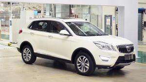 2016款北汽威旺S50 探秘造车全过程