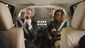 2016款林肯领航员 采用2+2+3座椅布局