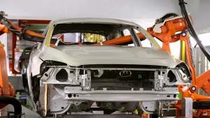 打造健康汽车 沃尔沃成都生产车间探秘