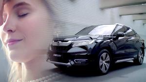 广汽本田冠道 定位豪华SUV全球首发