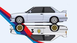 宝马3系外观演变历程展示 运动轿车典范