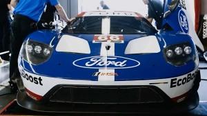 新款福特GT超级跑车 重返战场荣耀回归