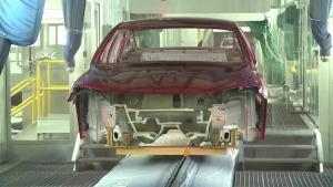 工厂探秘 克莱斯勒200生产车间曝光