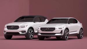 沃尔沃全新概念车发布 基于CMA平台打造