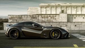 法拉利F12 N-Largo S 极速达350km/h