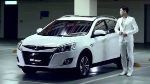 2016款纳智捷优6 SUV 处女座为完美而生