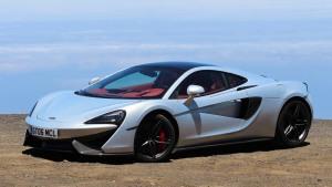 迈凯伦570GT双座跑车 百公里加速3.4秒