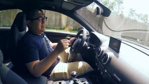 媒体试驾 温柔的小巨人奥迪RS3