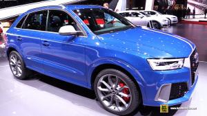 2016款奥迪RS Q3性能版 配双离合变速箱