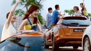 2016款纳智捷优6 SUV 水瓶座特异独行