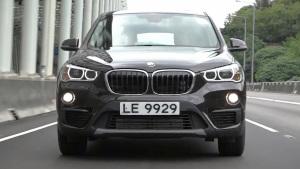 新款宝马X1 sdrive18d 百公里油耗5.3升