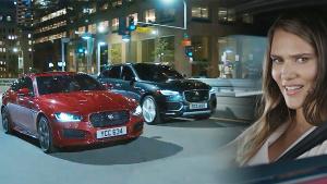 全新捷豹XE轿跑车 风阻系数低至0.3