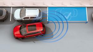 雷诺科雷嘉 自动泊车辅助系统使用教程