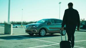 昂科威全能中型SUV 世界顶级厨神座驾