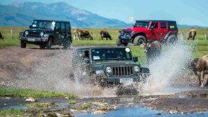 Jeep汽车75周年 全系体验活动银川之旅