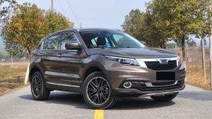 2016款观致5 SUV 采用先进底盘控制系统