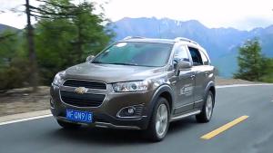 雪佛兰SUV最美中国行 寻找最后的净土