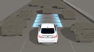 2017款福特蒙迪欧 配备自适应巡航系统