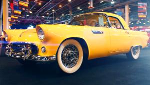 经典复古跑车 科尔维特/Mustang/雷鸟