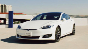 新款特斯拉Model S 取消前进气格栅
