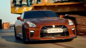 2017款日产GT-R 最大功率570马力