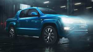 新款大众Amarok皮卡 搭V6引擎9月上市