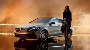 新一代奔驰CLA运动轿车 售价26.7万起