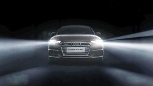 全新一代奥迪A4L耀动未来 LED灯光篇