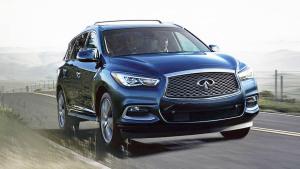 新改款英菲尼迪QX60 七座中大型SUV