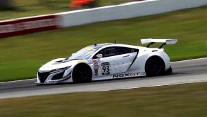 弃用混动系统 见证讴歌NSX GT3赛车诞生