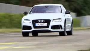奥迪RS7 高性能轿跑三秒半破百