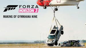 《极限竞速:地平线3》 真人神漂移花絮