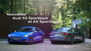 新奥迪A5/S5 Sportback 或亮相巴黎车展