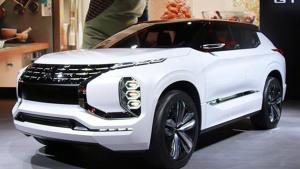2016巴黎车展 三菱GT-PHEV概念车首秀