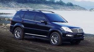 2016款双龙雷斯特W 提供三款柴油引擎