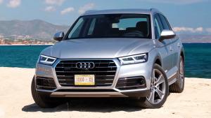 2017款奥迪Q5 卓越性能高颜值中型SUV