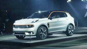 LYNK&CO 01概念车发布 明年将国内上市